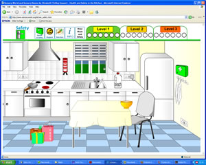Sensory World - Health and Safety in the  Kitchen